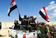 Các nhóm nổi dậy tiếp tục rút khỏi các địa bàn gần Damascus