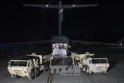 Hàn Quốc bắt đầu chuyển thiết bị, vật liệu xây dựng tới địa điểm triển khai THAAD