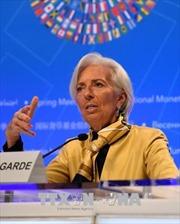 IMF công bố chính sách chống tham nhũng mới
