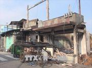 Tháo gỡ khó khăn cho những hộ bị ảnh hưởng từ vụ cháy 8 căn nhà ở Tiền Giang