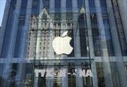 Apple công bố lợi nhuận 'trong mơ'