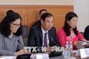 Thủ đô hai nước Việt Nam - LB Nga tăng cường hợp tác song phương