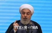 Tổng thống Iran đề nghị EU phản đối hành động của Mỹ