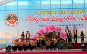 Hơn 700 diễn viên quần chúng tham gia Liên hoan tiếng hát Làng Sen 2018