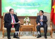 Phó Thủ tướng Vương Đình Huệ tiếp Tổng Giám đốc AES tại Việt Nam