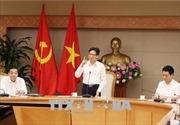 Kiện toàn Ban Thư ký Hội đồng Giáo dục quốc phòng và an ninh Trung ương
