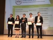 Sinh viên Việt Nam đẩy mạnh nghiên cứu khoa học tại Hàn Quốc