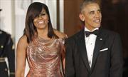 Cựu Tổng thống Mỹ Obama và phu nhân bước chân vào điện ảnh
