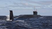 Nga phóng thành công 4 tên lửa liên lục địa từ tàu ngầm Yury Dolgoruky