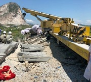 Đường sắt Bắc Nam thông sau gần 14 tiếng xảy ra vụ tai nạn nghiêm trọng tại Thanh Hóa