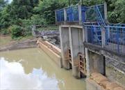 Đảm bảo an toàn các hồ, đập vượt lũ ở Điện Biên