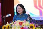 Phó Chủ tịch nước Đặng Thị Ngọc Thịnh thăm, tặng quà gia đình chính sách tại Đắk Nông