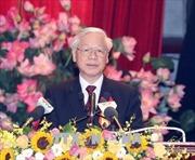 Tổng Bí thư Nguyễn Phú Trọng: Gắn thi đua yêu nước với công việc hằng ngày