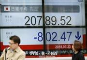 Chứng khoán châu Á khởi sắc, giá dầu Brent ổn định phiên đầu tuần