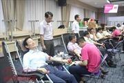 Phát động chương trình Hiến máu tình nguyện tại khu công nghiệp