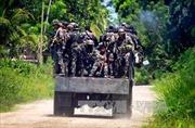 Lực lượng an ninh Philippines tấn công phiến quân Hồi giáo ở miền Nam