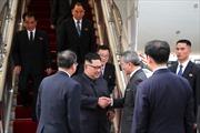 Phái đoàn cấp cao Triều Tiên dự Hội nghị Thượng đỉnh với Mỹ gồm những ai?
