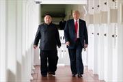 Đoạn video Tổng thống Trump mời ông Kim Jong-un cùng xem
