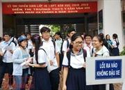 4 giờ chiều nay TP Hồ Chí Minh sẽ công bố điểm thi tuyển sinh vào lớp 10