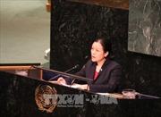 Việt Nam cam kết thực hiện Công ước Luật Biển, bảo tồn và phát triển bền vững biển và đại dương