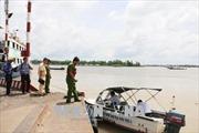 Đã tìm thấy thi thể của cán bộ Phòng Cảnh sát Môi trường trên sông Hậu