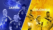 Link xem trực tiếp trận Colombia và Nhật Bản (19h00 ngày 19/6)