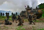 Toan tính đằng sau quyết định dừng tập trận Mỹ-Hàn