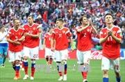 Lượt trận thứ 2 vòng bảng giữa Nga - Ai Cập: Cú 'vượt vũ môn' lịch sử của Gấu Nga