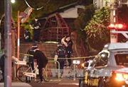 Tấn công bằng dao gần thủ đô Tokyo, 1 người tử vong