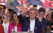 Điện mừng Tổng thống Cộng hòa Colombia
