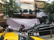 Tạm giữ một thanh niên liên quan đến vụ nổ tại Công an phường