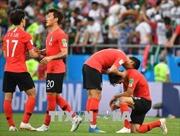 WORLD CUP 2018: Hàn Quốc vẫn còn hy vọng mong manh