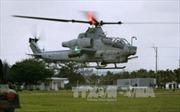 Nhật Bản: Biểu tình phản đối tái bố trí căn cứ quân sự Mỹ trên đảo Okinawa