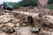 Tắc đường nghiêm trọng tại quốc lộ 4D từ Lai Châu sang Lào Cai