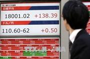 Thị trường chứng khoán châu Á giảm