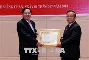 Tăng cường hợp tác hiệu quả và sâu rộng giữa Bộ Nội vụ Lào - Việt Nam