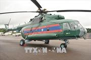 Nga bàn giao 4 máy bay trực thăng cho quân đội Lào