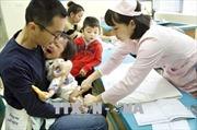 Bệnh sởi có dấu hiệu tăng đột biến tại Hà Nội
