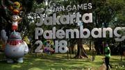 Indonesia nỗ lực phòng chống cháy rừng trong thời gian Đại hội thể thao