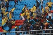 Cổ động viên Indonesia phá hoại sân vận động phục vụ ASIAD 2018