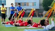 U23 Việt Nam tập yoga, Sầm Ngọc Đức chắc chắn bị phạt nặng