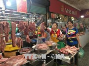 Giá thịt lợn nhập khẩu rẻ bằng nửa trong nước, có thể gây bất ổn tới ngành chăn nuôi