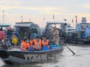 Liên kết du lịch cụm phía Tây vùng Đồng bằng sông Cửu Long