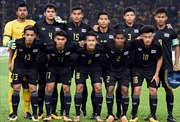 ASIAD 2018: HLV Thái Lan củng cố tinh thần học trò trước trận ra quân