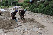 Lai Châu: Hỗ trợ người dân vùng bị ảnh hưởng sớm ổn định cuộc sống sau mưa lũ