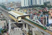Đóng điện chạy thử đường sắt Cát Linh – Hà Đông