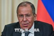 Ngoại trưởng Lavrov: OPCW xác nhận Nga đã tiêu hủy toàn bộ vũ khí hóa học
