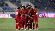 ASIAD 2018: Đội tuyển Olympic Việt Nam hủy buổi tập đầu tiên tại Indonesia
