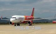 Vietjet Air điều chỉnh nhiều chuyến bay do ảnh hưởng của bão số 4