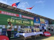 Giải 'Cây vợt vàng Praha' gắn kết cộng đồng người Việt Nam tại châu Âu